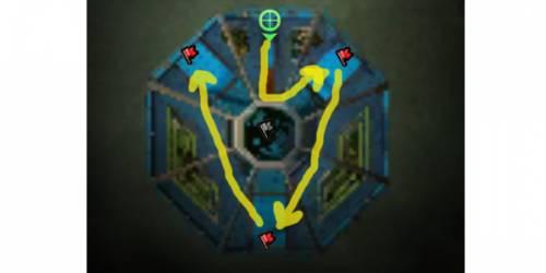 карта миссии